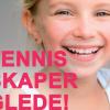 Tennis skaper glede
