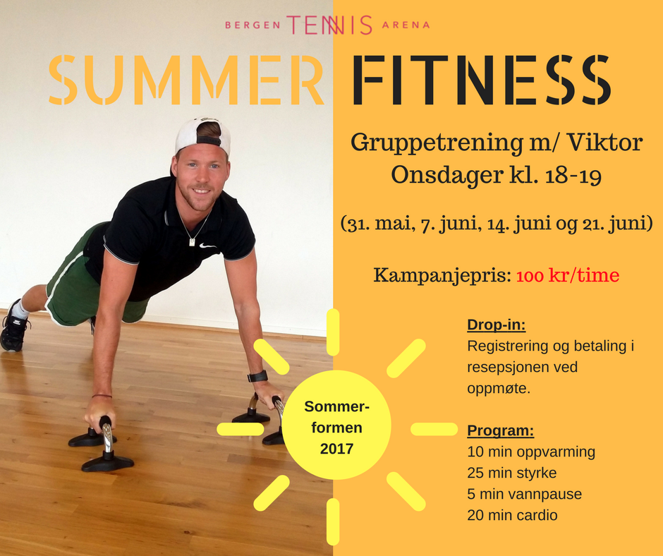Viktor Summer Fitness