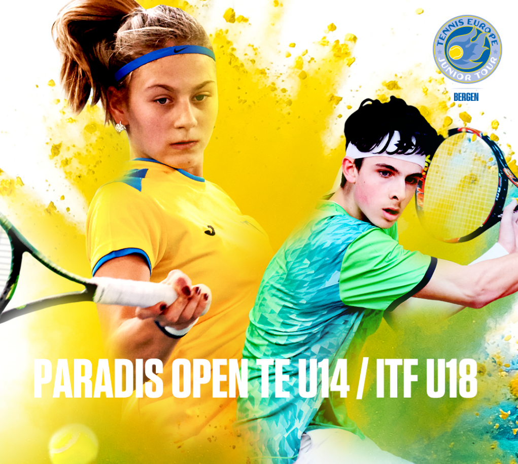 Tennis Europe U14 & ITF U18 @ Bergen Tennisarena