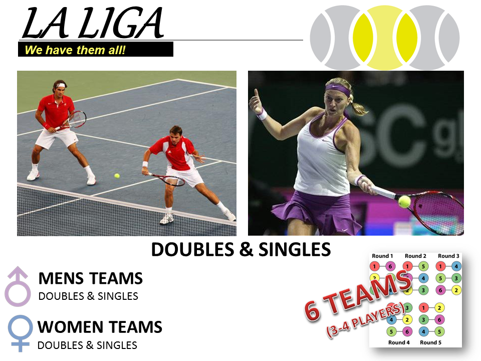 La Liga @ Bergen Tennisarena