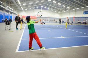 Åpen Dag på BTA @ Bergen Tennisarena