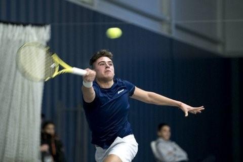 Bergensavisen: Lokal tennisspiller ga Casper Ruud kamp
