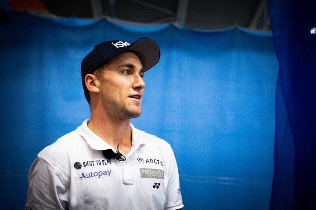 Bergens Tidende: -– Perfekt for norsk tennis