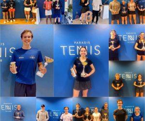 12 medaljer til Team Paradis i NM U14 U16 og U19