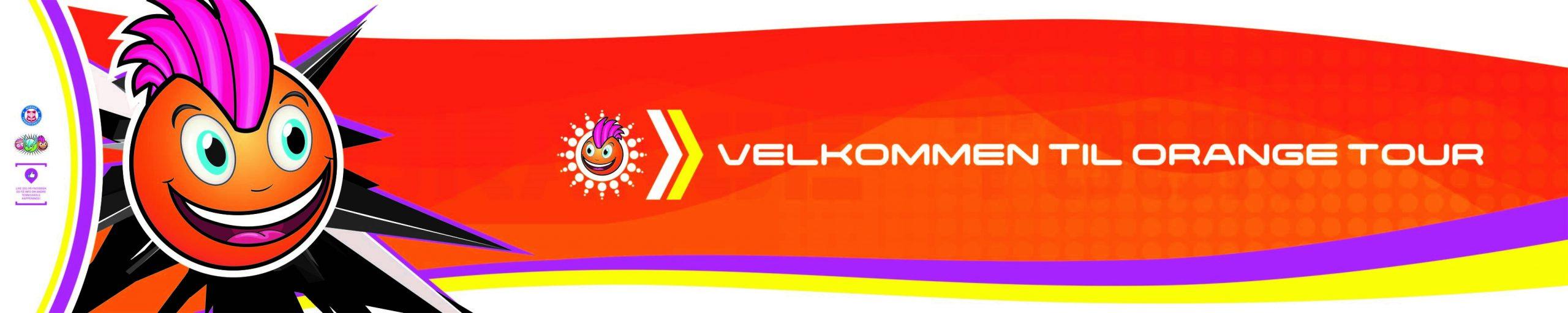 Oransje logo